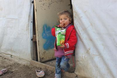 シリア内戦が始まって6年が過ぎました(レバノン)