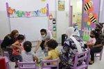新入学の子どもたち(レバノン)
